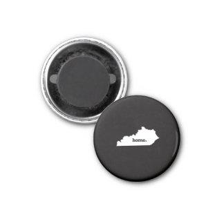 Kentucky Home 3 Cm Round Magnet