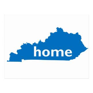Kentucky Home Postcard