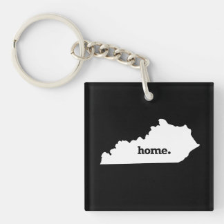 KENTUCKY HOME STATE -.png Key Ring