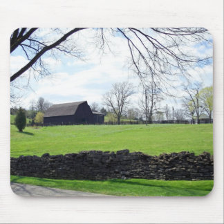 Kentucky Horse Farm Mouse Mat