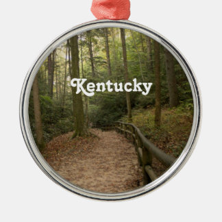 Kentucky Horse Trails Christmas Ornament