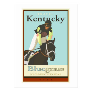Kentucky I Postcard