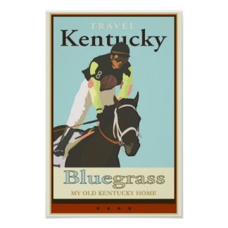 Kentucky I Poster