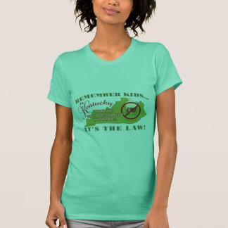 Kentucky Ice Cream Law T-Shirt