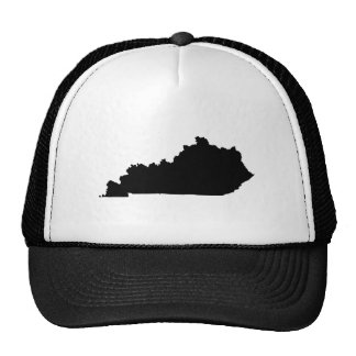 Kentucky in Black and White Cap