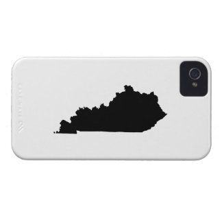 Kentucky in Black and White Case-Mate iPhone 4 Cases