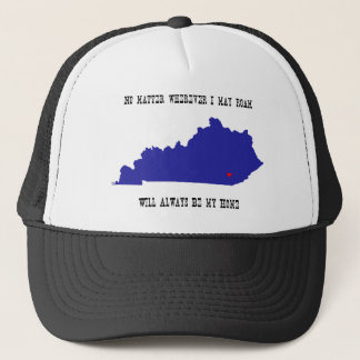 Kentucky is Home Trucker Hat