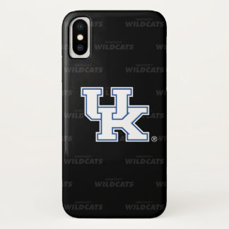 Kentucky | Kentucky Wildcats Pattern iPhone X Case