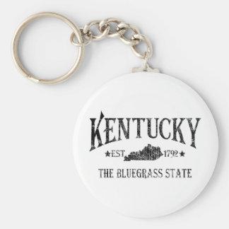 Kentucky Key Ring