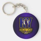 Kentucky (KY) Key Ring