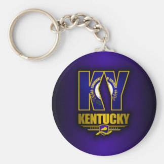 Kentucky (KY) Key Ring