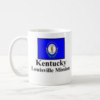 Kentucky Louisville Mission Drinkware Basic White Mug