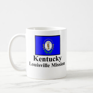 Kentucky Louisville Mission Drinkware Coffee Mug