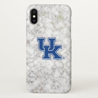 Kentucky | Marble Pattern iPhone X Case