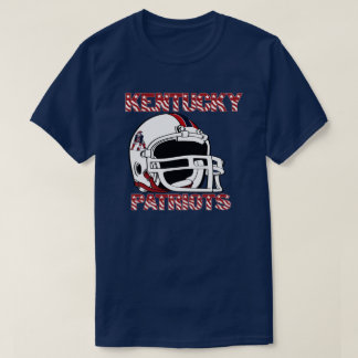 KENTUCKY  PATRIOTS semipro football T-Shirt