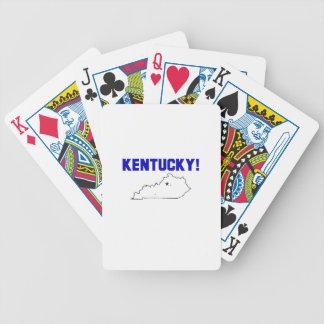 Kentucky Poker Cards