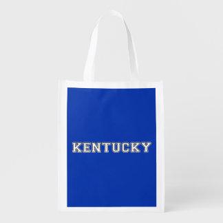 Kentucky Reusable Grocery Bag