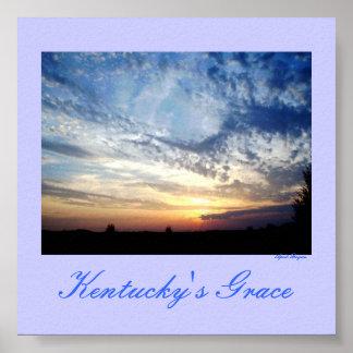 Kentucky s Grace Posters
