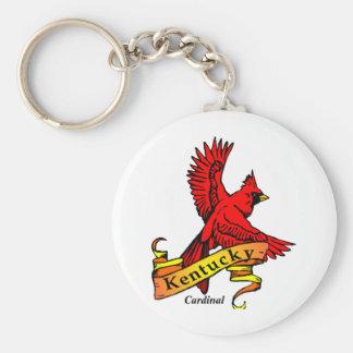 Kentucky State Bird Key Chain