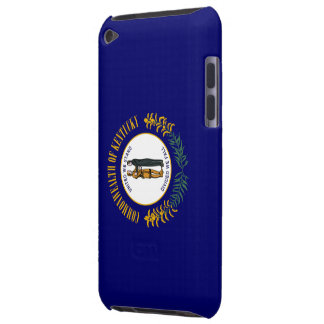 Kentucky state flag iPod Case-Mate case