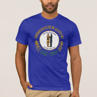 Kentucky State Flag T-Shirt