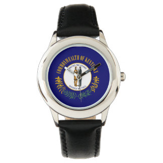 Kentucky State Flag Watch