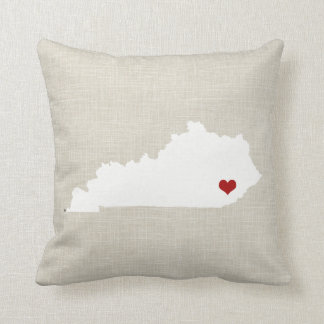 Kentucky State Pillow Personalized