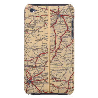 Kentucky, Tennessee 3 iPod Touch Case