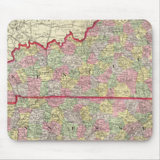 Kentucky, Tennessee 3 Mouse Pad