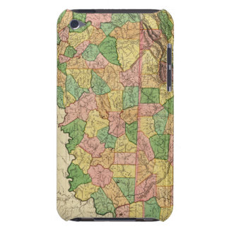 Kentucky, Tennessee and part of Illinois iPod Case-Mate Cases