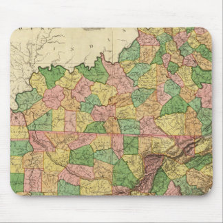 Kentucky, Tennessee and part of Illinois Mouse Mat