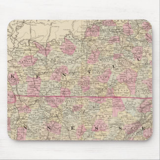 Kentucky, Tennessee Mouse Pad