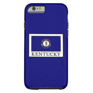 Kentucky Tough iPhone 6 Case