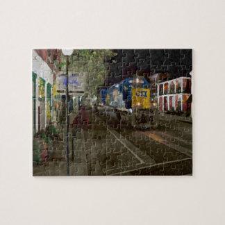Kentucky Train Puzzle