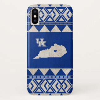 Kentucky | Tribal State Love iPhone X Case