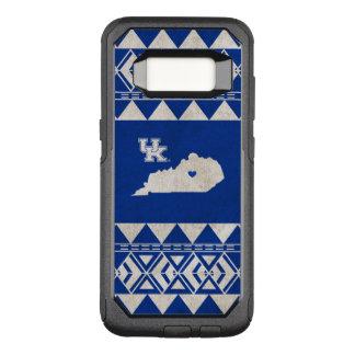 Kentucky | Tribal State Love OtterBox Commuter Samsung Galaxy S8 Case