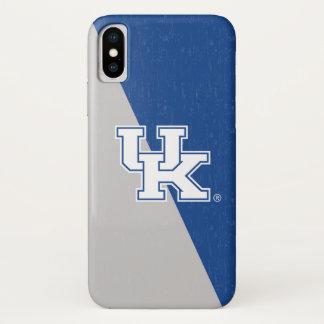 Kentucky | UK Kentucky Color Block iPhone X Case