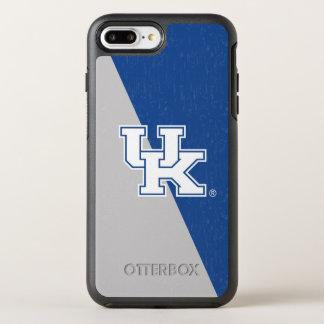 Kentucky | UK Kentucky Color Block OtterBox Symmetry iPhone 8 Plus/7 Plus Case