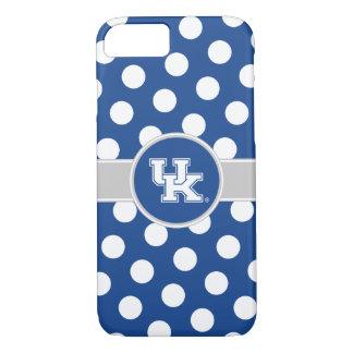 Kentucky | UK Polka Dot Pattern iPhone 8/7 Case