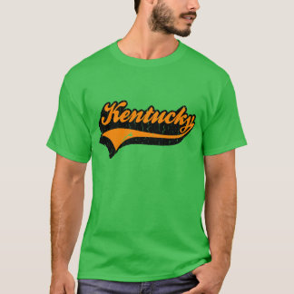 Kentucky US State Tshirt