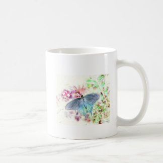 Kentucky Wonder Butterfly Mug