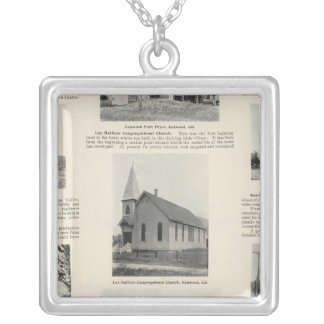 Kenwood, California Silver Plated Necklace