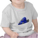 Kenworth 660 Blue Truck Shirts