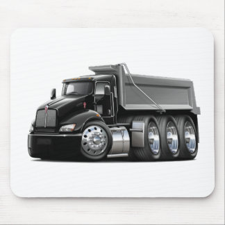 Kenworth T440 Black-Grey Truck Mouse Mat