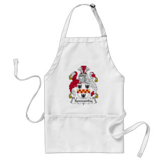 Kenworthy Family Crest Standard Apron