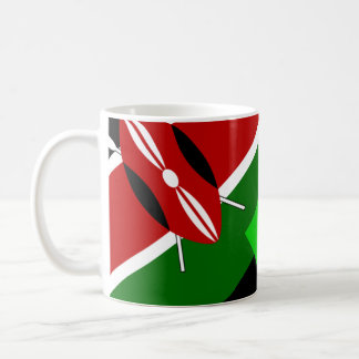 KENYA AND TANZANIA COFFEE MUG