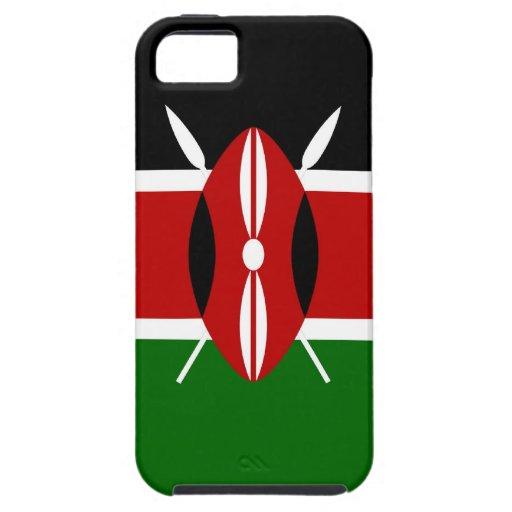 KENYA iPhone 5 CASE