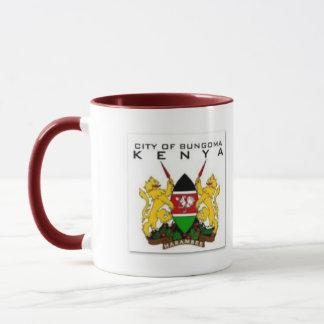 KENYA (CITIES) MUG