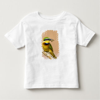 Kenya. Close-up of little bee-eater bird on limb Toddler T-Shirt