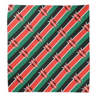 Kenya Flag Kerchiefs